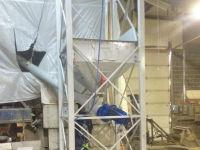 Equipment installation on load units
