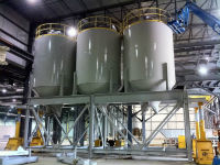 Installation of silos and their Structure